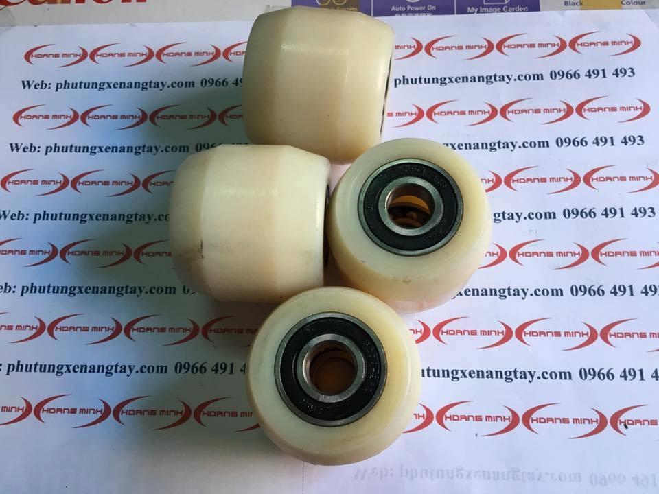 bánh xe nilon 80x70mm